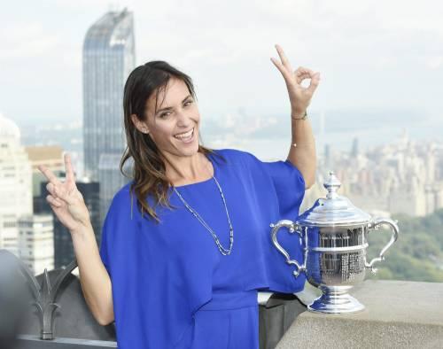 """Flavia Pennetta: """"Dopo gli US Open, solo Fabio Fognini"""" 10"""