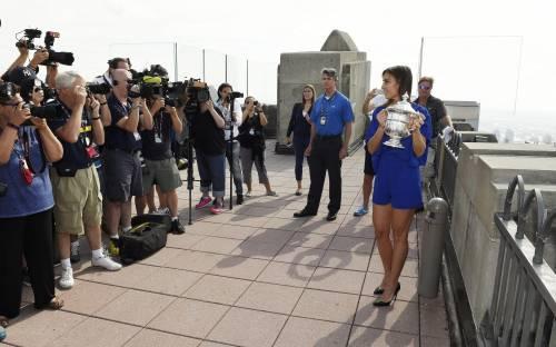 """Flavia Pennetta: """"Dopo gli US Open, solo Fabio Fognini"""" 11"""