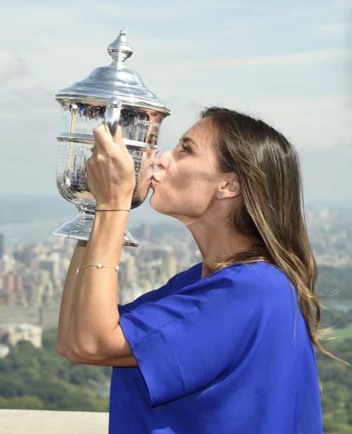 """Flavia Pennetta: """"Dopo gli US Open, solo Fabio Fognini"""" 12"""