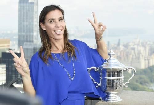 """Flavia Pennetta: """"Dopo gli US Open, solo Fabio Fognini"""" 13"""
