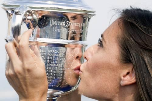 """Flavia Pennetta: """"Dopo gli US Open, solo Fabio Fognini"""" 15"""