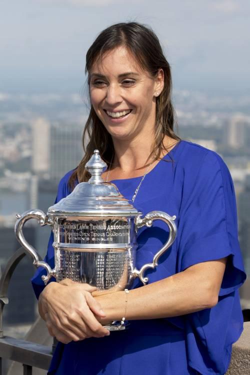 """Flavia Pennetta: """"Dopo gli US Open, solo Fabio Fognini"""" 21"""