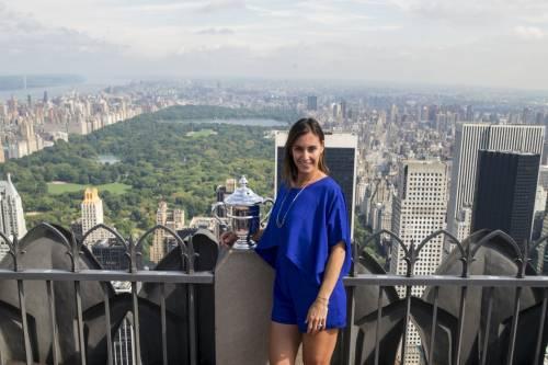 """Flavia Pennetta: """"Dopo gli US Open, solo Fabio Fognini"""" 20"""