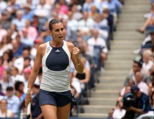 """Flavia Pennetta: """"Dopo gli US Open, solo Fabio Fognini"""" 14"""