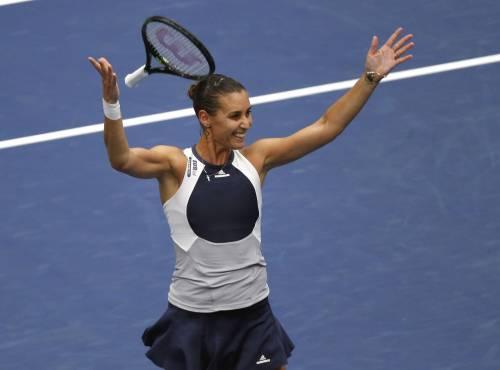 """Flavia Pennetta: """"Dopo gli US Open, solo Fabio Fognini"""" 23"""
