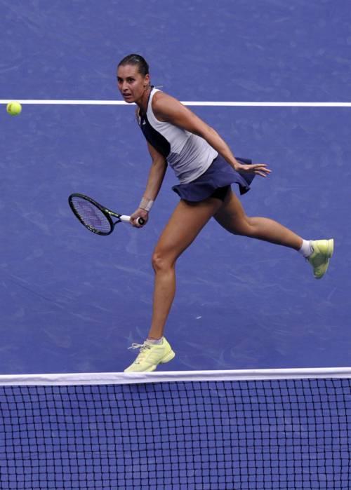 """Flavia Pennetta: """"Dopo gli US Open, solo Fabio Fognini"""" 25"""
