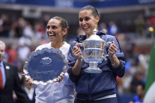 """Flavia Pennetta: """"Dopo gli US Open, solo Fabio Fognini"""" 29"""