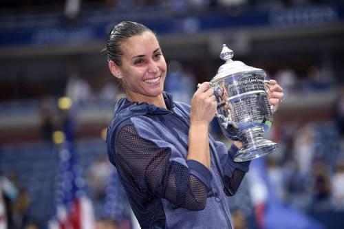 """Flavia Pennetta: """"Dopo gli US Open, solo Fabio Fognini"""" 30"""