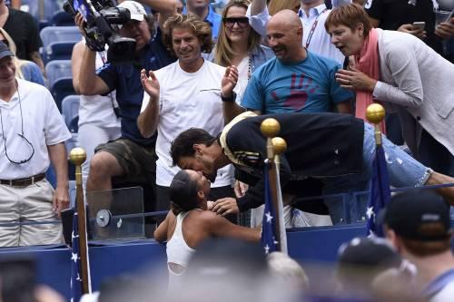 """Flavia Pennetta: """"Dopo gli US Open, solo Fabio Fognini"""" 33"""