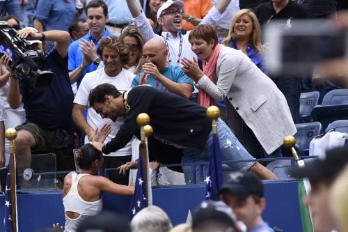 """Flavia Pennetta: """"Dopo gli US Open, solo Fabio Fognini"""" 32"""