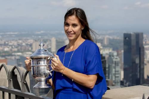 """Flavia Pennetta: """"Dopo gli US Open, solo Fabio Fognini"""" 34"""