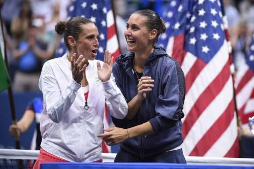 """Flavia Pennetta: """"Dopo gli US Open, solo Fabio Fognini"""" 35"""