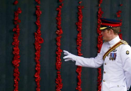 Principe Harry, le foto più affascinanti 16