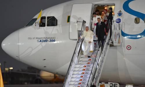 Usa, per difendere il Papa un apparato senza precedenti