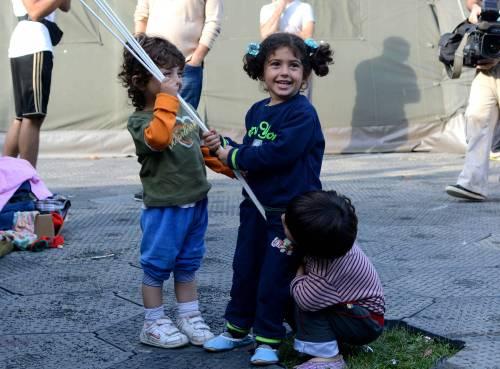 Immigrazione, i bimbi in marcia lungo la rotta balcanica 20
