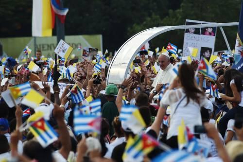 La Messa del Papa in Plaza de la Revolucion 1