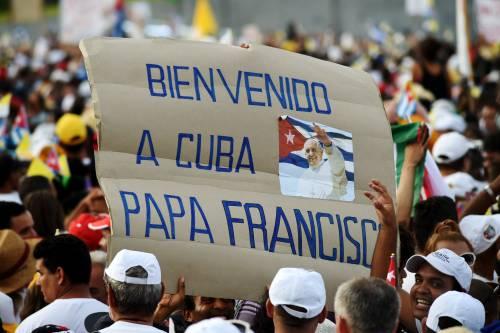 La Messa del Papa in Plaza de la Revolucion 4