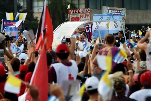 La Messa del Papa in Plaza de la Revolucion 2