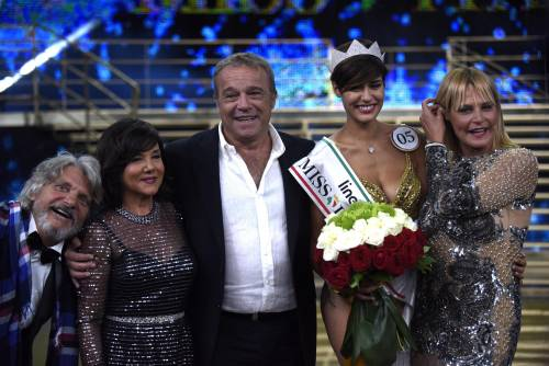Miss Italia 2015, le immagini della finale 8