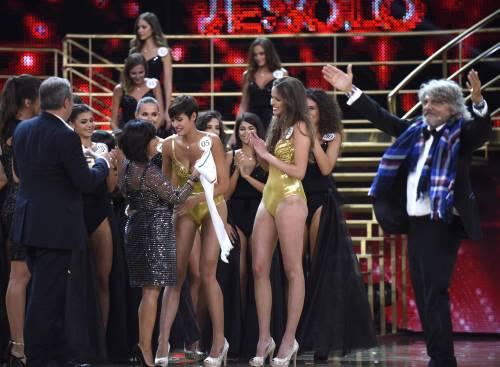 Miss Italia 2015, le immagini della finale 2