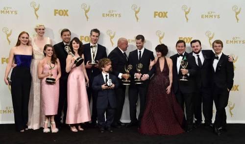 Emmy tra record e prime volte. Il Trono di Spade regna sulla tv Usa