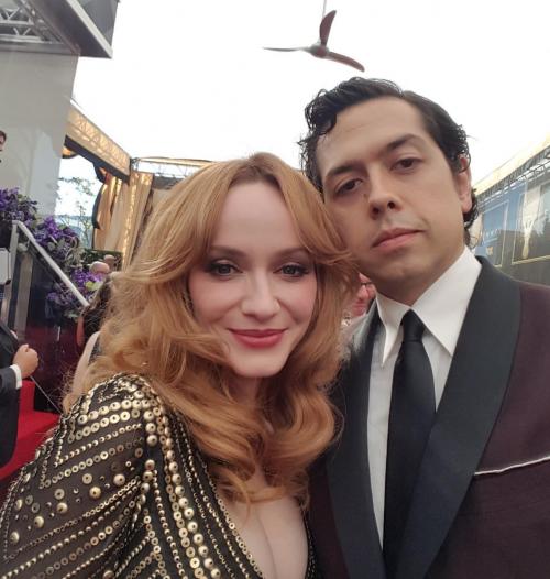 Emmy Awards 2015, il dietro le quinte 5