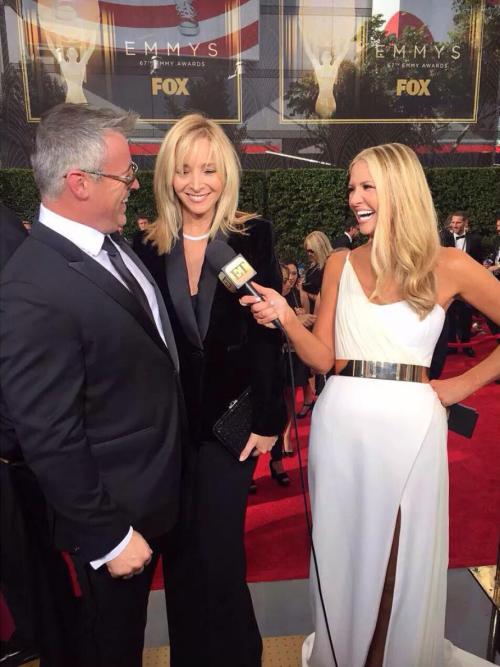 Emmy Awards 2015, il dietro le quinte 13