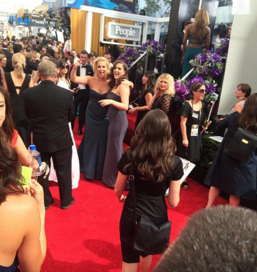 Emmy Awards 2015, il dietro le quinte 21