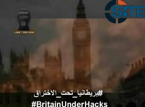 L'Isis minaccia l'Inghilterra 2