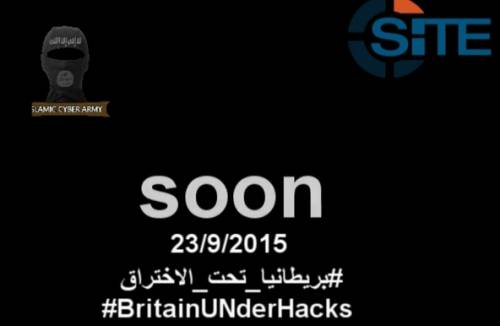 L'Isis minaccia l'Inghilterra 4