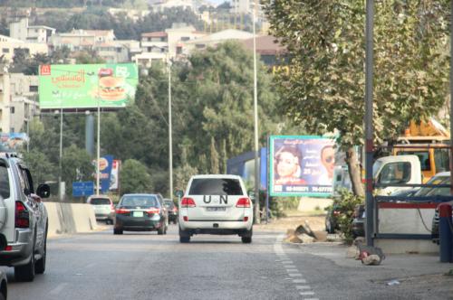 Libano, al confine siriano 5