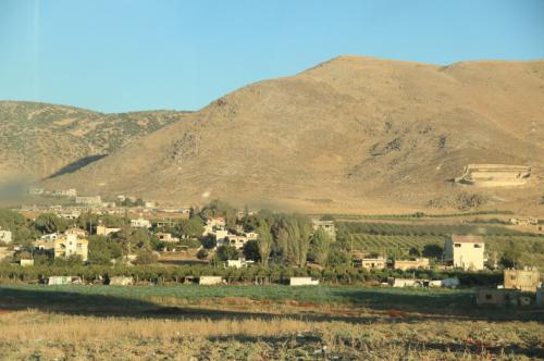 Libano, al confine siriano 4