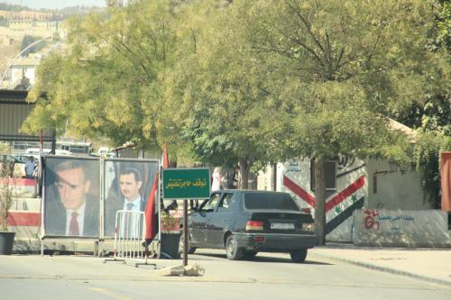 Libano, al confine siriano 6