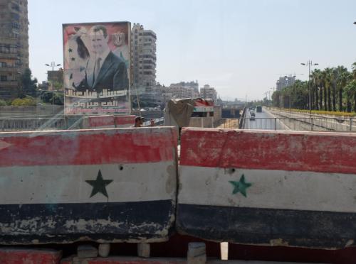 Nella Siria di Assad 4