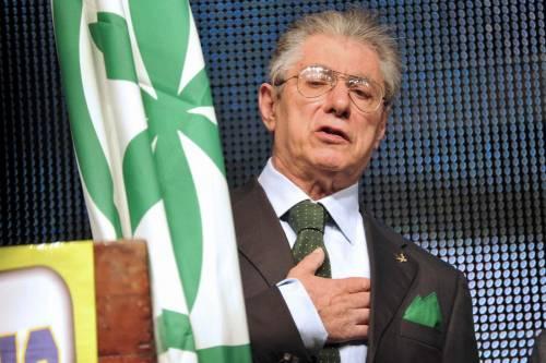 Vilipendio a Napolitano: Bossi condannato a 18 mesi