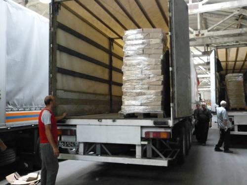 Gli aiuti umanitari della Russia alla Repubblica Popolare di Donetsk 10