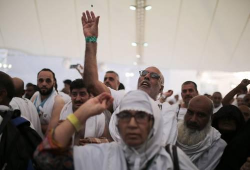 Strage durante il pellegrinaggio alla Mecca 3