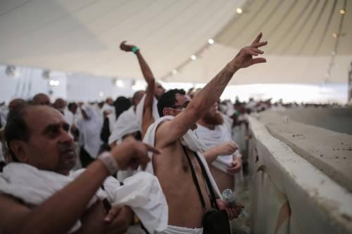 Strage durante il pellegrinaggio alla Mecca 4