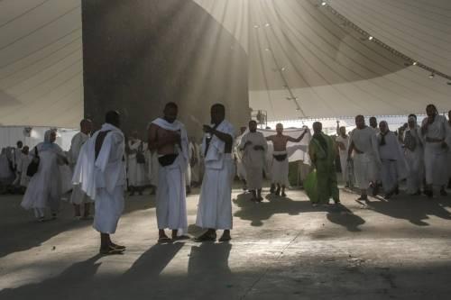 Strage durante il pellegrinaggio alla Mecca 6