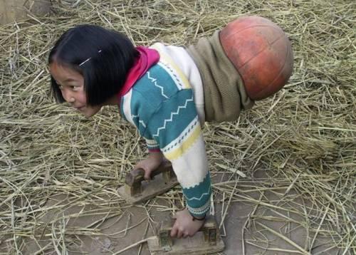 """Qian Hongyan, """"Basketball Girl"""" 6"""