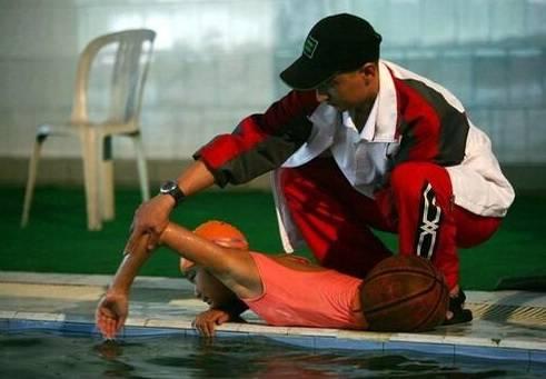 """Qian Hongyan, """"Basketball Girl"""" 7"""
