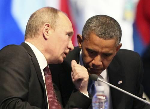 La muraglia russa e il muretto americano