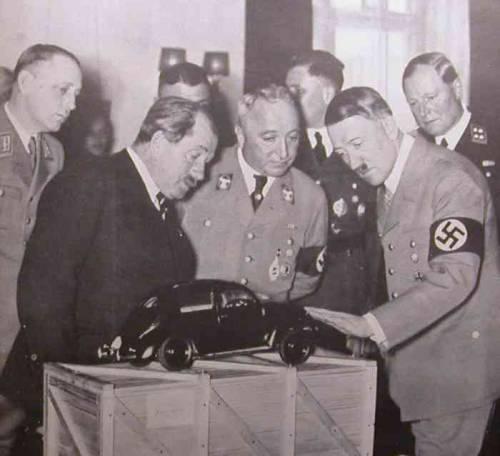 La prima truffa della Volkswagen negli anni '30