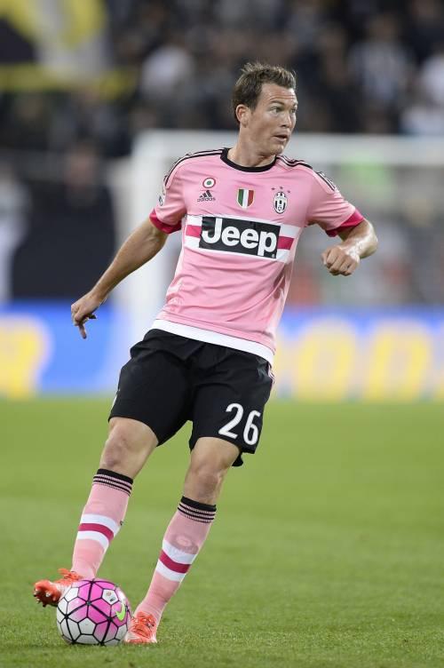 Il difensore della Juve Stephan Lichtsteiner 3