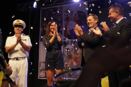 Flavia Pennetta e Fabio Fognini, a Formentera relax e mani birichine 11