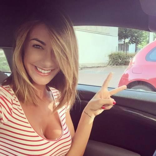 L'ex gieffina Melita Toniolo 9