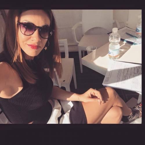 L'ex gieffina Melita Toniolo 12
