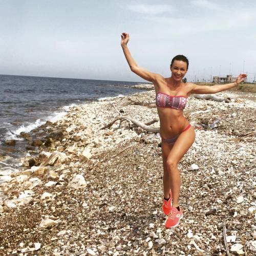 L'ex gieffina Melita Toniolo 11