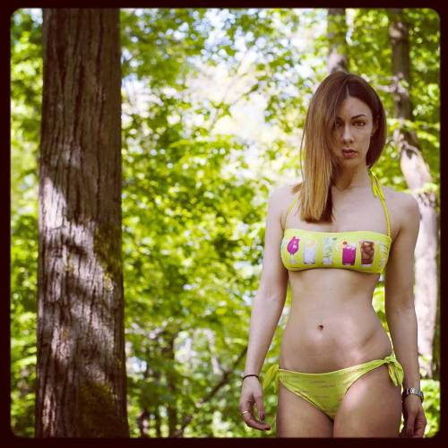 L'ex gieffina Melita Toniolo 18