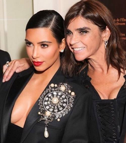 Kim Kardashian sexy su Instagram 10
